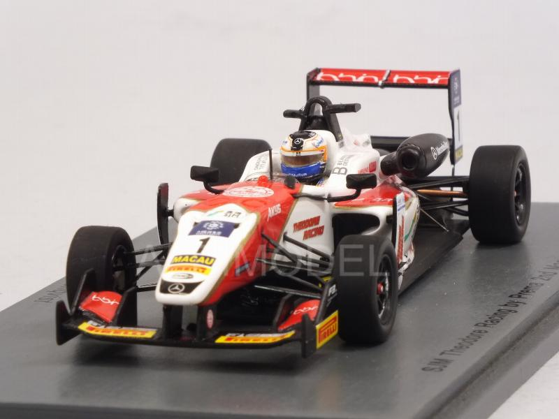 Dallara F3 SJM #1 Macau GP 2016 Felix Rosenqvist by spark-model