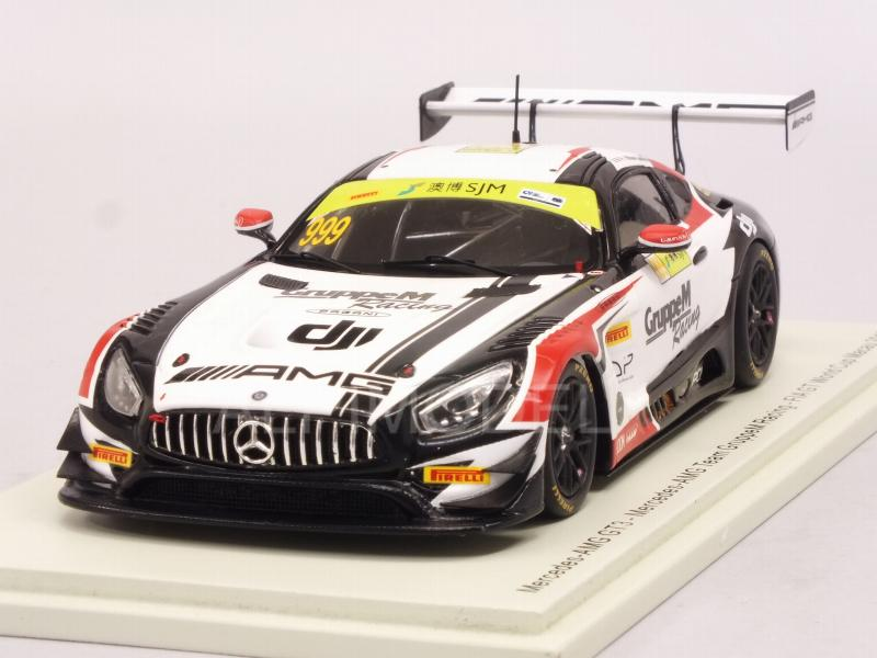 Mercedes AMG GT3 #999 FIA GT World Cup Macau 2018 Raffaele Marciello by spark-model