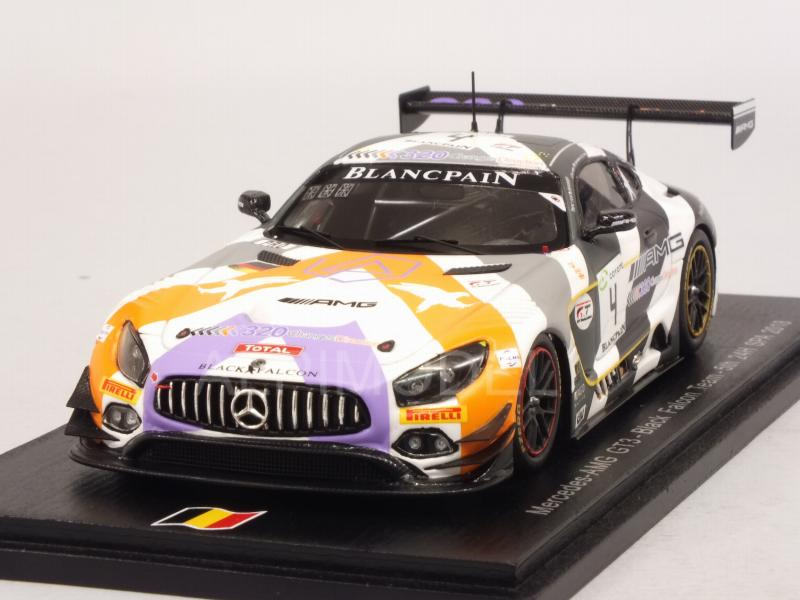 Mercedes AMG GT3 #4 Spa 2018 Buurman - Stolz - Engel by spark-model