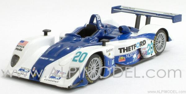 MG Lola EX257 #20 Sebring 2003 Dyson - Block - De Radiguez by spark-model