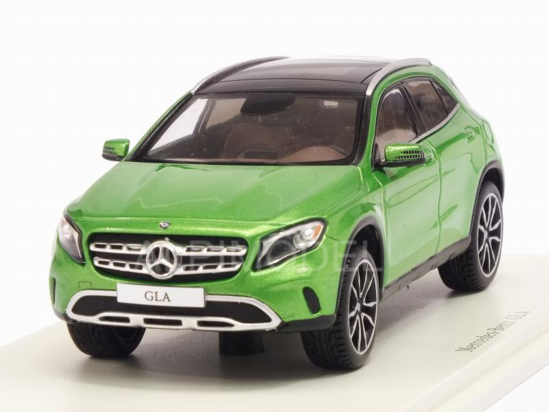 Mercedes GLA 250 2017 (Green) by spark-model