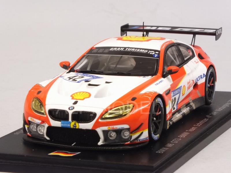 BMW M6 GT3 #42 Nurburgring 2017 Wittman - Blomqvist - Farfus by spark-model