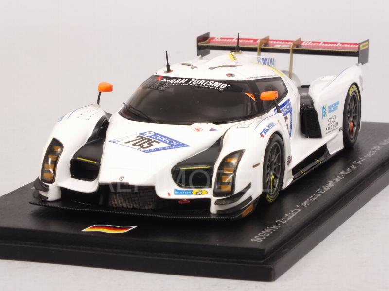SCG 003C #705 Winner SP-X Class Nurburgring 2018 Mutsch - Mailleux - Simonsen - Westphal by spark-model