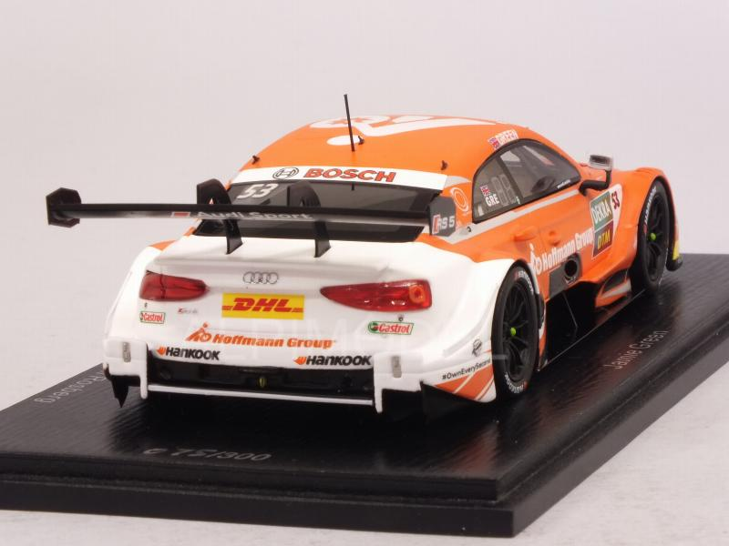 Audi RS5 #53 DTM 2019 Jamie Green - spark-model