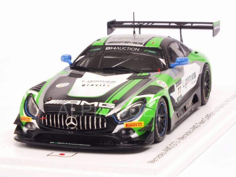 Mercedes AMG GT3 #77 Suzuka 2019 Gotz - Stolz - Buurman by spark-model