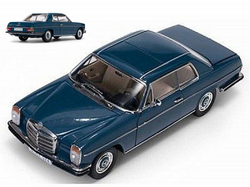 Mercedes 280 C/8 Coupe 1973 Blue by sunstar
