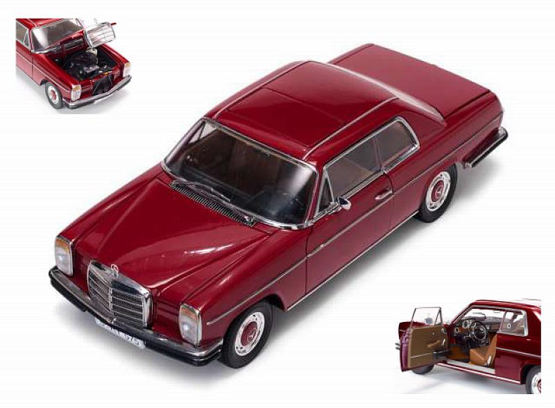 Mercedes 280 C/8 Coupe 1973 Red by sunstar