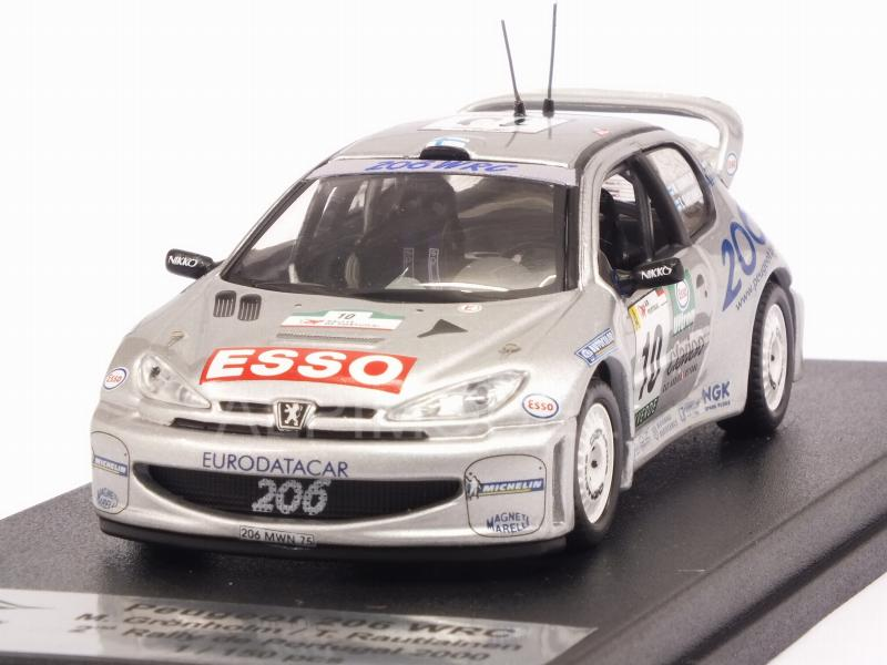 Peugeot 206 WRC #10 Rally Portugal 2000 Gronholm - Rautiainen by trofeu