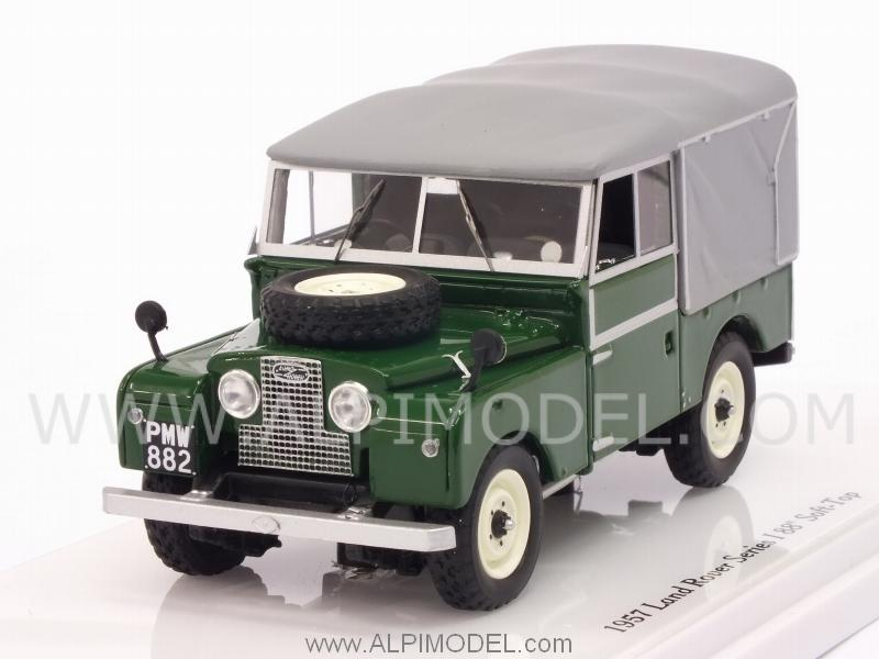 Land Rover Series I 88 Soft Top (Green) by true-scale-miniatures