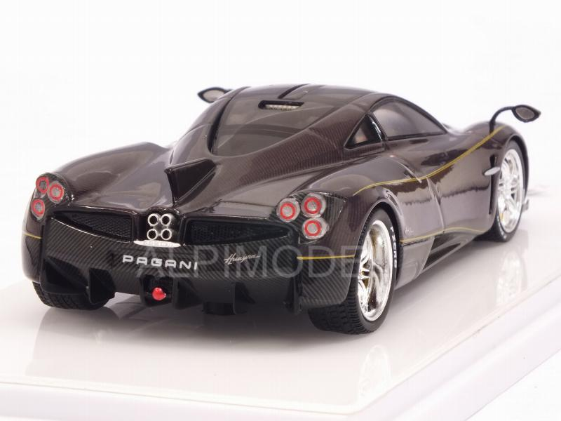 Pagani Huayra Dinastia Chiwen (Protective Dragon) Red Carbon - true-scale-miniatures