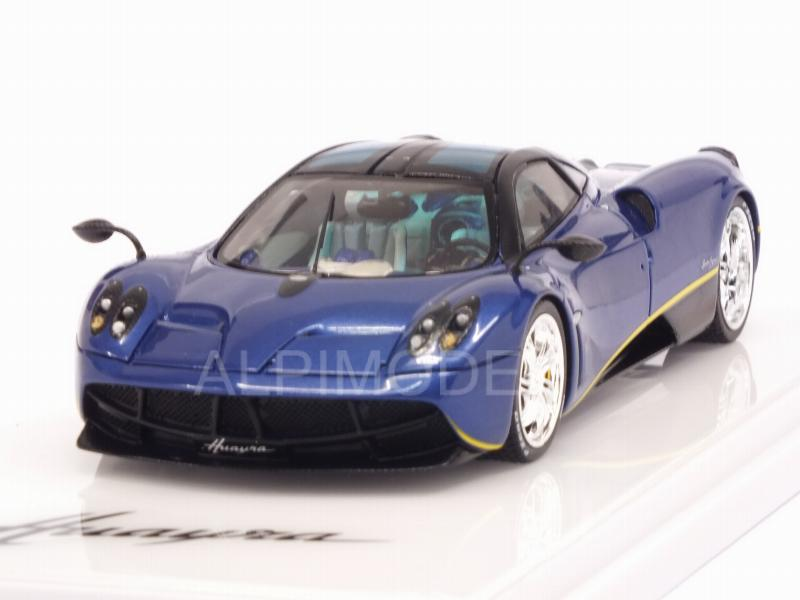Pagani Huayra (Blu Argentina) by true-scale-miniatures