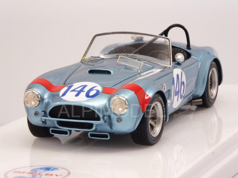 Shelby Cobra #146 Class Winner Targa Florio 1964 Gurney - Grant by true-scale-miniatures