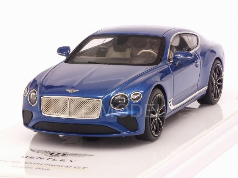 Bentley Continental GT (Sequin Blue) by true-scale-miniatures