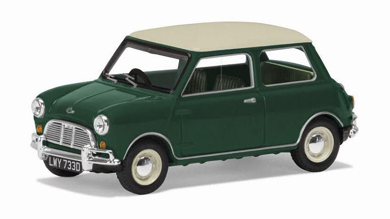 Austin Mini Cooper S Mk1 (Almond Green) by vanguards