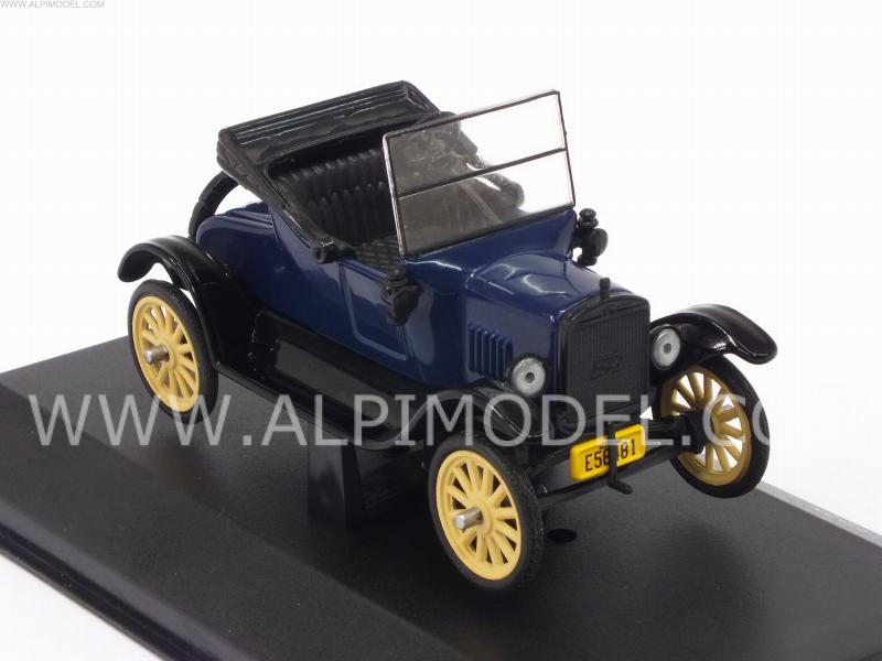 Ford Model T Runabout 1925 (Blue/Black) - whitebox
