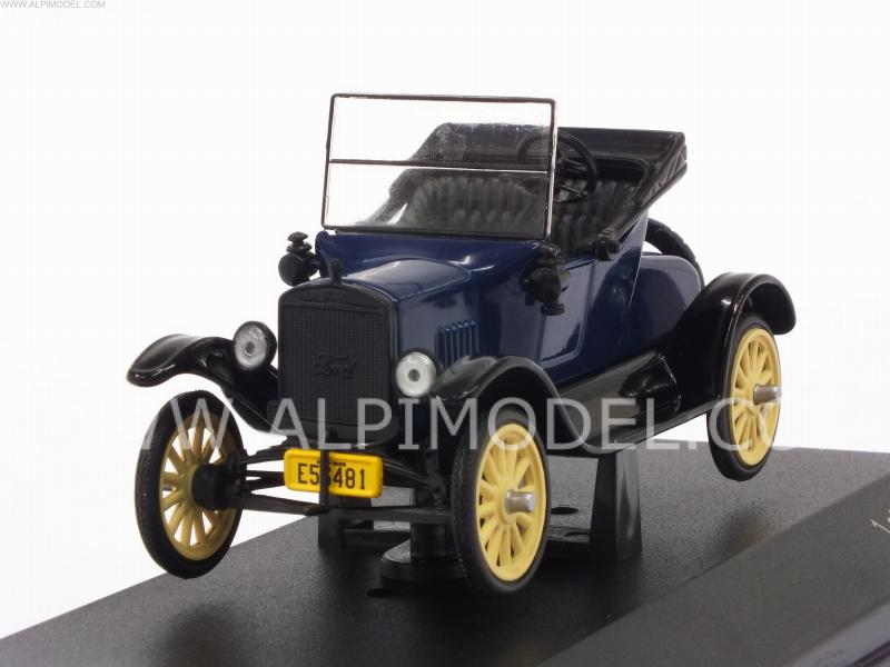 Ford Model T Runabout 1925 (Blue/Black) by whitebox
