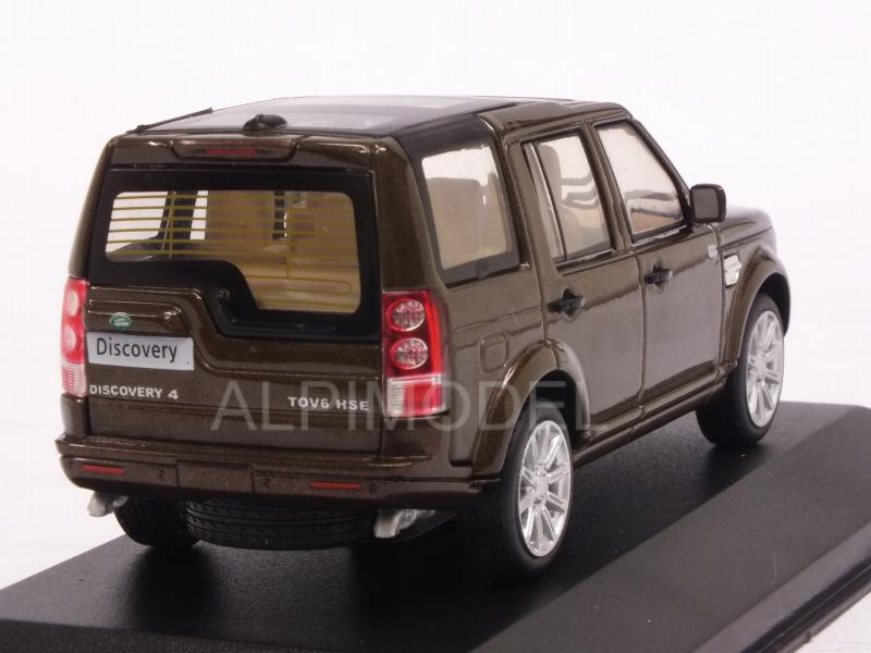 Land Rover Discovery 4 2010 (Metallic Brown) - whitebox