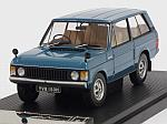Range Rover 1970 (Tuscan Blue) by ALMOST REAL
