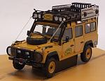 Land Rover 110 Camel Trophy Support Sabah Malaysia 1993 (Gift Box) by ALMOST REAL