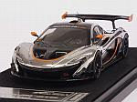 McLaren P1 GTR (Chrome/Gloss Black) by ALM