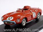 Ferrari 750 Monza #12 Le Mans 1955 Lucas - 'Helde' by ART MODEL
