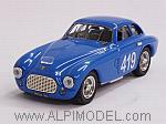 Ferrari 166 MM Coupe #419 Targa Florio 1953 Musitelli - Musitelli by ART