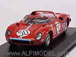 Ferrari 330P #50 Winner Monza 1964 Ludovico Scarfiotti by ART MODEL
