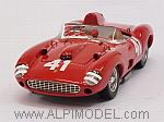 Ferrari 315S #41 Road America 500 Miles 1957 Phil Hill by ART MODEL
