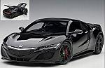 Honda NSX (NC1) 2016 (Black) by AUTO ART