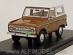 Ford Bronco 1970 (Brown) by BEST OF SHOW