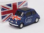 Fiat 500 Brums United Kingdom 'Mind the Gap - God Save The Queen' by BRUMM