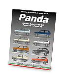 Fiat Panda: Cartella Colori + decals targhe (Color List + plate decals) by BRUMM
