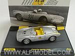 Porsche 550 RS (1956) 'Porsche Club Ticino'  Limited Edition FTIA Switzerland 2011 by BRUMM