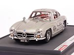 Mercedes 300 SL Gullwing 1954 (Silver) by BRUMM