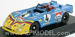 Porsche 908/2 Flunder Le Mans '73 Ortega-Merello by BEST MODEL