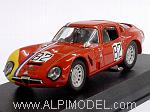 Alfa Romeo TZ2 #82 Nurburgring 1967 Trosch - Pilette by BEST MODEL