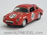 Fiat Abarth 850 S #49 Le Mans 1960 Spychier - Feret by BEST MODEL