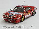 Ferrari 308 GTB #1 Rally Spain 1984 Zanini - Osona by BEST MODEL