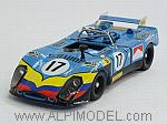 Porsche 908/2 Flunder #17 Le Mans 1974 Ortega - Merello - Ranft by BEST MODEL