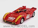 Abarth SP 2000 #462 Winner Sestriere 1970 Arturo Merzario by BEST MODEL