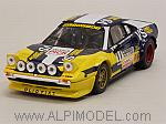 Ferrari 308 GTB #11 Rally Elba 1980 Nico - Barban by BEST MODEL