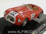 Ferrari 166 MM #22 Winner Le Mans 1949 by HOT WHEELS.