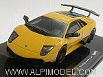 Lamborghini Murcielago LP670-4 SV (Yellow) by HOT WHEELS.
