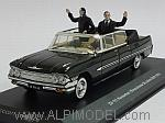 ZIL 11 Cabrio 30 Years DDR 1979 Honecker - Brescknew by IST MODELS