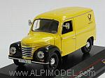 IFA Framo V901/2 Deutsche Post Van 1954 (Yellow) by IST MODELS