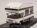 Barkas B1000 Wohnmobil 1973 (White) by IST