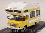 Barkas B1000 Wohnmobil 1973 (Yellow) by IST MODELS