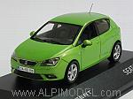 Seat Ibiza 5-doors (Lime Green) by IXO MODELS