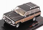Jeep Grand Wagoneer 1989 4WD by IXO MODELS