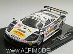 Saleen S7R #66 1000 Km Spa 2005 Ruberti - Bobbi - Lemeret by IXO MODELS
